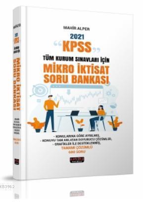 KPSS ve Tüm Kurum Sınavları İçin Mikro İktisat Soru Bankası