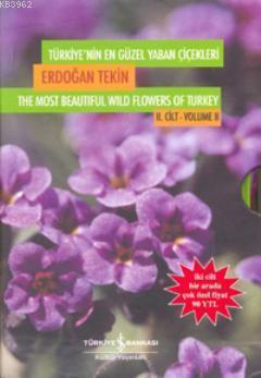 Türkiye'nin En Güzel Yaban Çiçekleri (2 Cilt Kutulu)