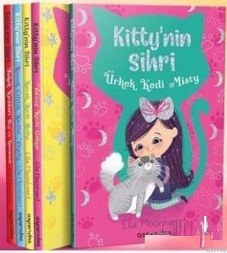 Kitty'nin Sihri Serisi; (5 Kitap Takım)