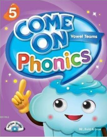 Come On Phonics 5 Sb