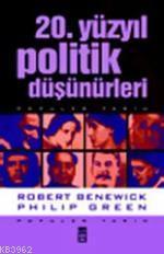 20. Yüzyıl Politik Düşünürleri
