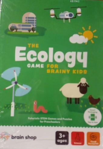Ecology Game; Akıllı Çocuklar İçin