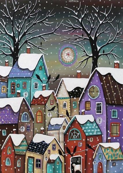 Art Puzzle 4462 9 Pm 1000 Parça