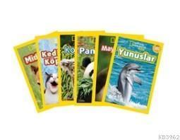 National Geographic Kids - Sevimli Hayvanlar Seti 6 Kitap