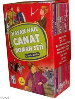 Hasan Nail Canat Roman Seti (8 Kitap); 5 ve 6. Sınıflar İçin