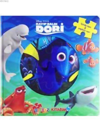 Kayıp Balık Dori İlk Yapboz Kitabım (3+ Yaş)