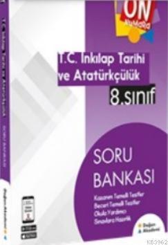 8.Sınıf On Numara İnkılap Tarihi ve Atatürkçülük Soru Bankası