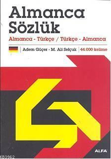 Almanca Sözlük; Almanca-Türkçe/türkçe-almanca