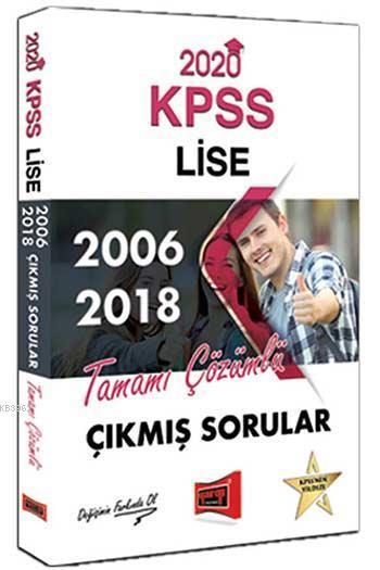 Yargı Kpss Lise Çikmiş Sorular (2006-2018) 2020