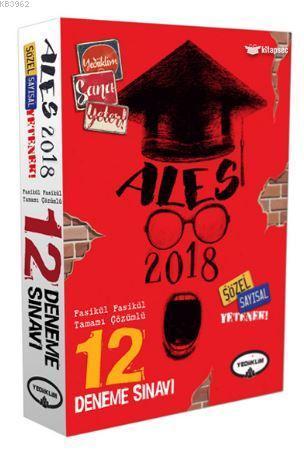 2018 ALES Tamamı Çözümlü 12 Fasikül Deneme