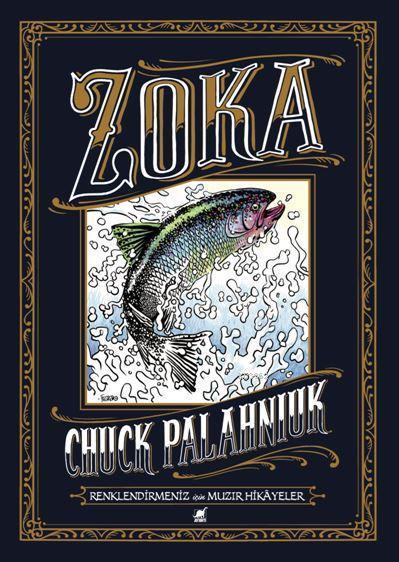 Zoka; Renklendirmeniz için Muzır Hikâyeler