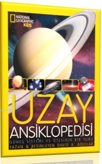 Uzay Ansiklopedisi; National Geographic Kids
