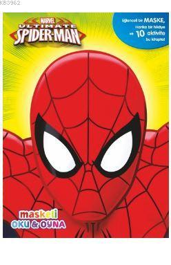 Marvel - Ultimate Spider Man; Maskeli Oku ve Oyna