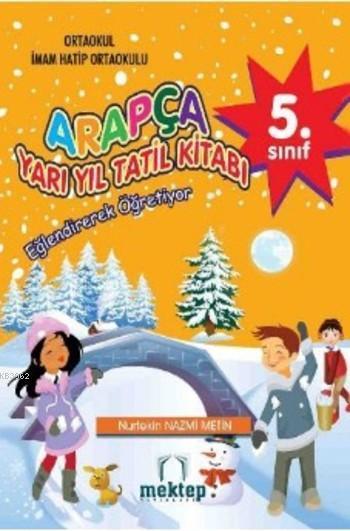 5. Sınıf Arapça Yarı Yıl Tatil Kitabı