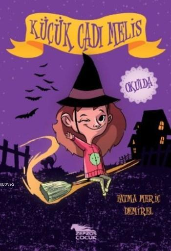 Küçük Cadı Melis Okulda