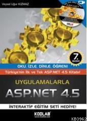 Uygulamalarla ASP.NET 4.5; Oku, İzle, Dinle, Öğren