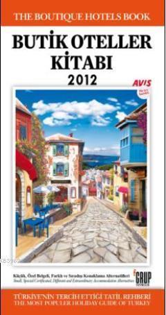 Butik Oteller Kitabı 2012
