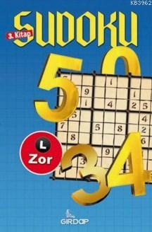 Sudoku 3 - Zor