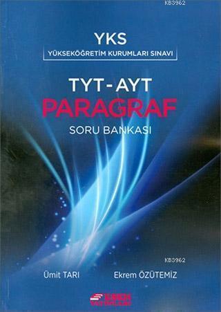 TYT AYT Paragraf Soru Bankası (2019 YKS)
