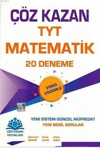 Çöz Kazan TYT Matematik 20 Deneme