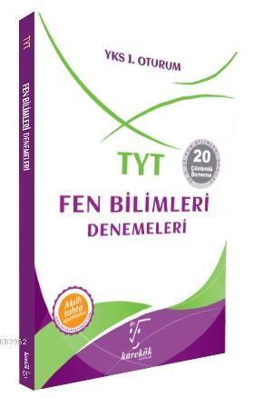 TYT - YKS 1. Oturum Fen Bilimleri Denemeleri