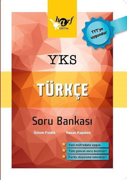 YKS Türkçe Soru Bankası TYT'ye Uygundur