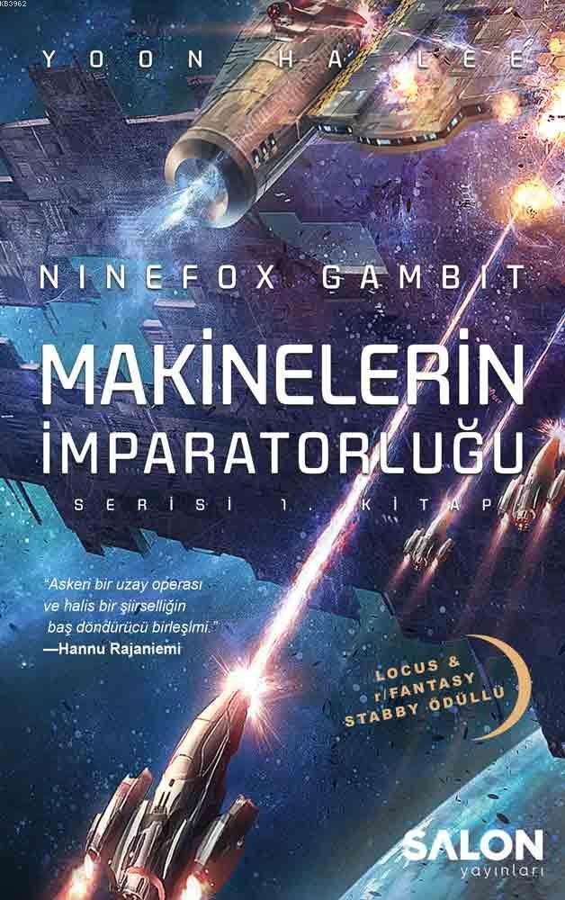 Ninefox Gambit; Makinelerin İmparatorluğu Serisi 1. Kitap