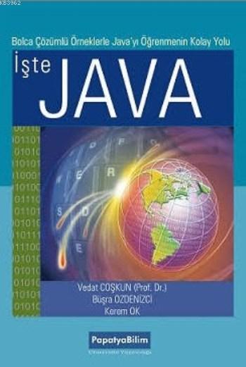 İşte Java Çözümlü Örneklerle Java'yı Öğrenmenin Kolay Yolu