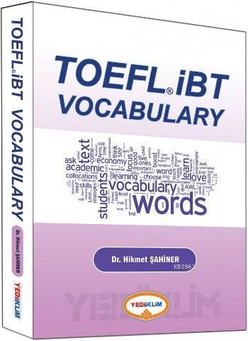 TOEFL İBT Vocabulary