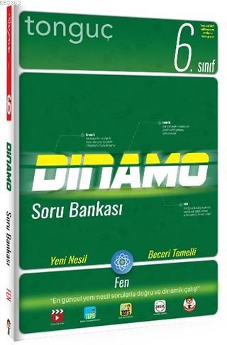 Tonguç 6.Sınıf Fen Bilimleri Dinamo Soru Bankası