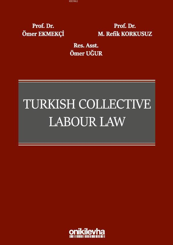 Turkish Collective Labour Law
