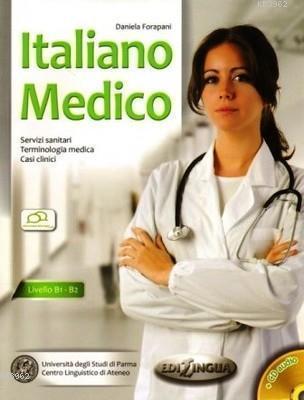 Italiano Medico - B1 B2 - Tıbbi İtalyanca