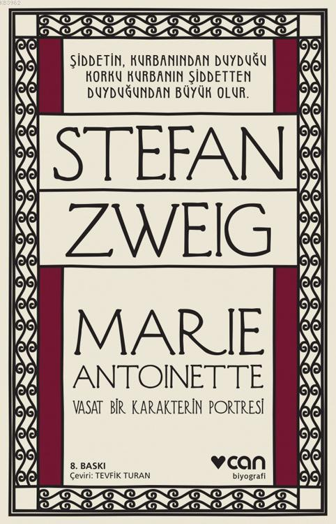 Marie Antoinette; Vasat Bir Karakterin Portresi