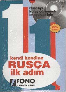Kendi Kendine Rusça İlk Adım-1 (2 CD)