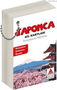 Delta Kültür Yayınları Japonca Dil Kartları Delta Kültür