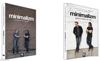 Minimalizm 2 Kitaplık Set