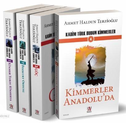 Kimmerler Seti (4 Kitap)