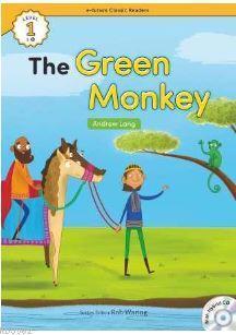 The Green Monkey +Hybrid CD (eCR Level 1)
