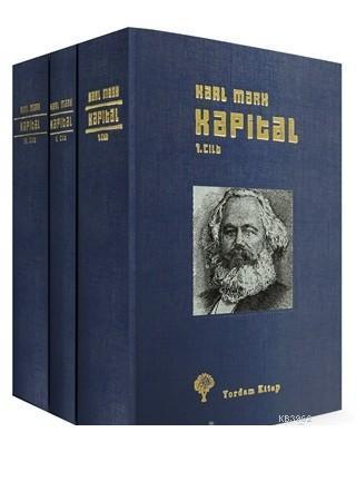Kapital Set 3 Cilt (Ciltli) Ekonomi Politiğin Eleştirisi