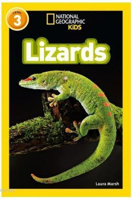 Lizards (Readers 3); National Geographic Kids