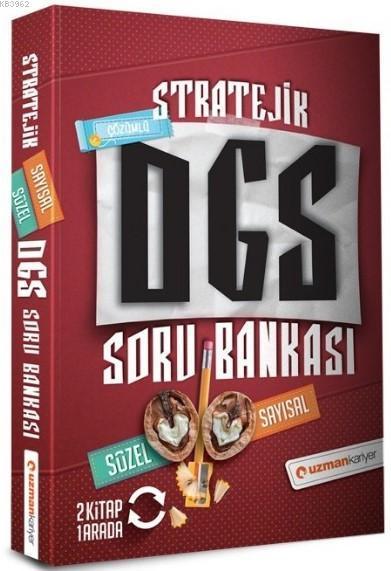 2020 DGS Sözel Sayısal Stratejik Çözümlü Soru Bankası
