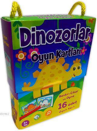 Oyun Kartları - Dinozorlar