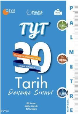TYT Tarih 30 Deneme Sınavı (Palmetre Serisi)