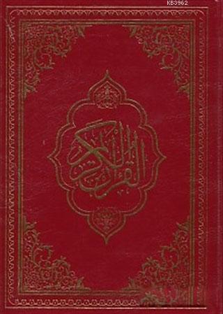 Kur'an-ı Kerim Bilgisayar Hatlı Rahle Boy-Fihristli