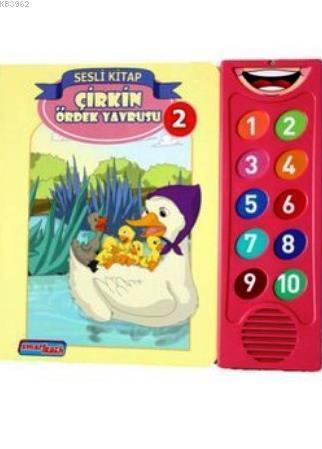 Çirkin Ördek Yavrusu - Konuşan Sesli Kitaplar 2
