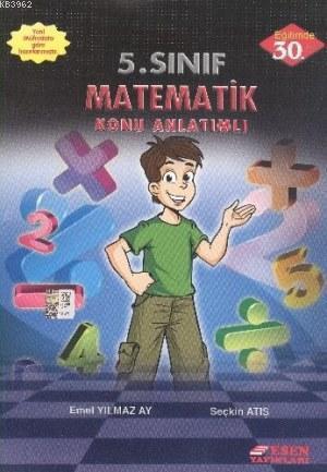 Esen Yayınları 5. Sınıf Matematik Konu Anlatımlı Esen