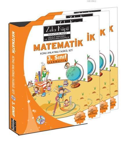 3. Sınıf Matematik Konu Anlatımlı Soru Bankası; 7 Fasikül