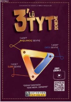 TYT Deneme 3'lü; Başlangıç, Orta, İleri Seviye