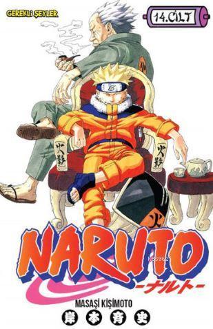 Naruto - 14. Cilt Hokageye Karşı Hokage