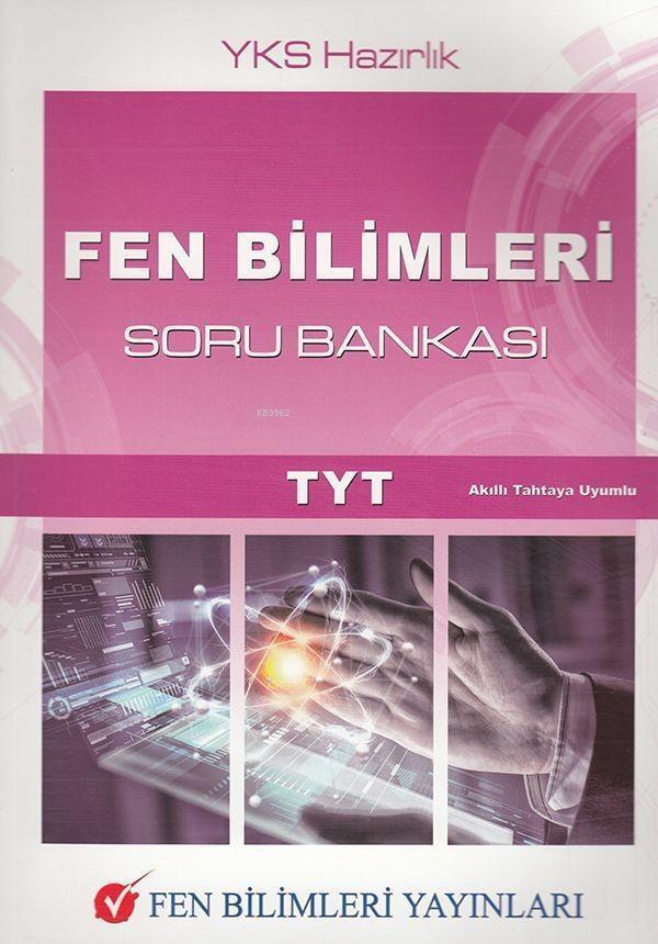 TYT Fen Bilimleri Soru Bankası; Akıllı Tahtaya Uyumlu
